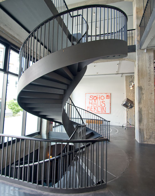 Wendeltreppe in Berlin 1